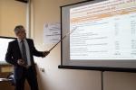 Ю.В. Трофименко открывает секционное заседание